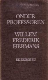 Willem Frederik Hermans - Onder professoren