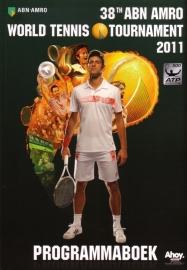 Programmaboek 38th ABN AMRO World Tennis Tournament 2011