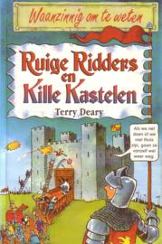 Waanzinnig om te weten: Terry Deary - Ruige ridders en kille kastelen