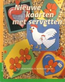 Nieuwe kaarten met servetten