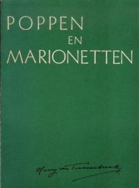 Harry van Tussenbroek - Poppen en Marionetten