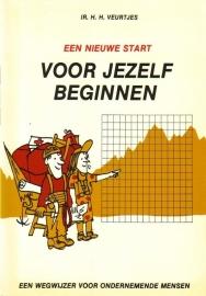 Ir. H.H. Veurtjes - Een nieuwe start: Voor jezelf beginnen