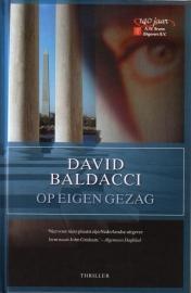 David Baldacci - Op eigen gezag
