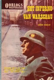 Anton Richler - Het inferno van Warschau