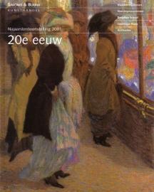 Simonis & Buunk Kunsthandel: Najaarstentoonstelling 2001 - 20e eeuw