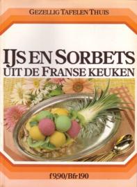 Gezellig Tafelen Thuis - IJs en sorbets uit de Franse keuken