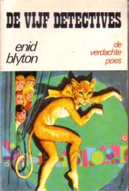 Enid Blyton - De Vijf Detectives: 07. De verdachte poes