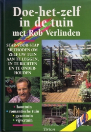 Doe-het-zelf in de tuin met Rob Verlinden