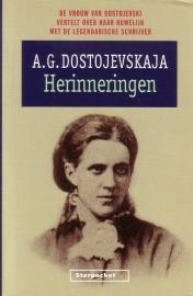 A.G. Dostojevskaja - Herinneringen