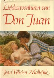 Jean Félicien Mallefille - Liefdesavonturen van Don Juan