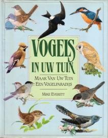Vogels in uw tuin - Maak van uw tuin een vogelparadijs
