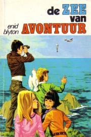 Enid Blyton - De Vijf  Detectives [De Avonturen-serie]: 4.  De zee  van avontuur