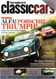 Thoroughbred & Classic Cars - February 2009
