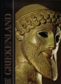 Panorama van oude culturen - Griekenland