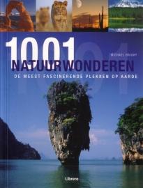 Michael Bright - 1001 Natuurwonderen