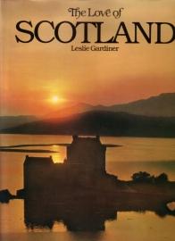 Leslie Gardiner - The Love of Scotland