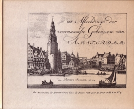 100 Afbeeldinge der voornaamste Gebouwen van Amsterdam