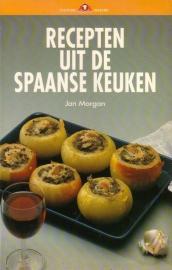 Jan Morgan - Recepten uit de Spaanse keuken