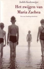 Judith Koelemeijer - Het zwijgen van Maria Zachea