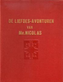 Restif de la Bretonne - De liefdes-avonturen van Monsieur Nicolas