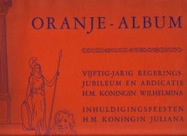 Oranje-album
