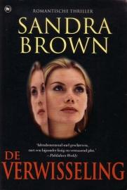 Sandra Brown - De verwisseling