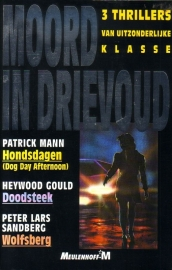 Moord in drievoud [omnibus]