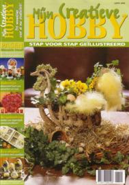 Mijn Creatieve Hobby - Lente 2004