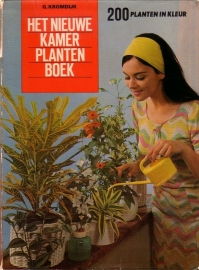 G. Kromdijk - Het nieuwe kamerplantenboek