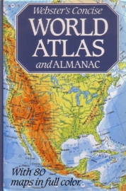Webster's Concise World Atlas and Almanac