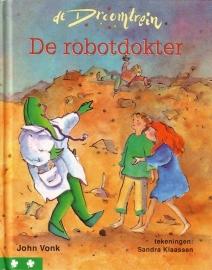 John Vonk - De Droomtrein: De robotdokter
