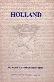 Holland - Regionaal-Historisch Tijdschrift nummer 2