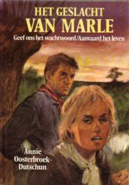 Annie Oosterbroek-Dutschun - Het geslacht Van Marle [compleet]