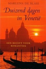 Marlene de Blasi - Duizend dagen in Venetië