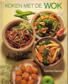 Carolyn Garner - Koken met de wok