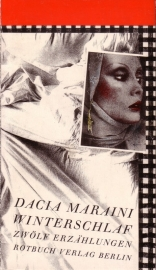 Dacia Maraini - Winterschlaf
