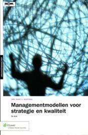 Drs. Marc A. Muntinga - Managementmodellen voor strategie en kwaliteit