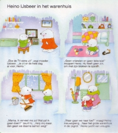 Dierenverhaaltjes voor het slapengaan [kartonboek]