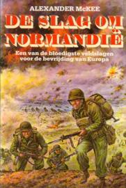 Alexander McKee - De slag om Normandië