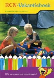 RCN-Vakantieboek - Kleurplaten & puzzels