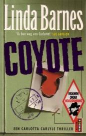 Linda Barnes - Coyote