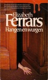 Elizabeth Ferrars - Hangen en wurgen