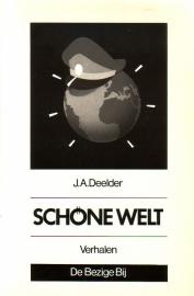 J.A. Deelder - Schöne Welt