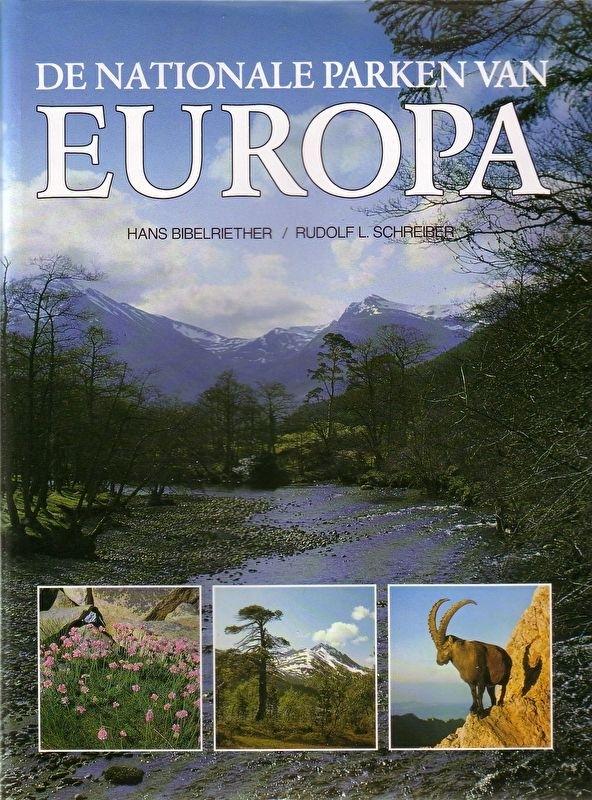 De Nationale Parken van Europa