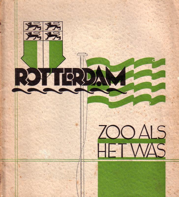 Rotterdam zooals het was ...
