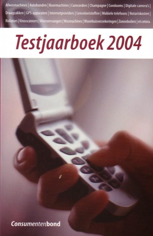 Consumentenbond - Testjaarboek 2004