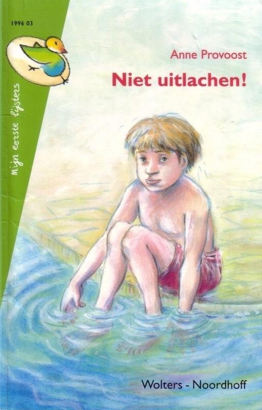 Anne Provoost - Niet uitlachen! [1996/03]