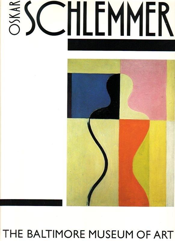 Oskar Schlemmer - The Baltimore Museum of Art