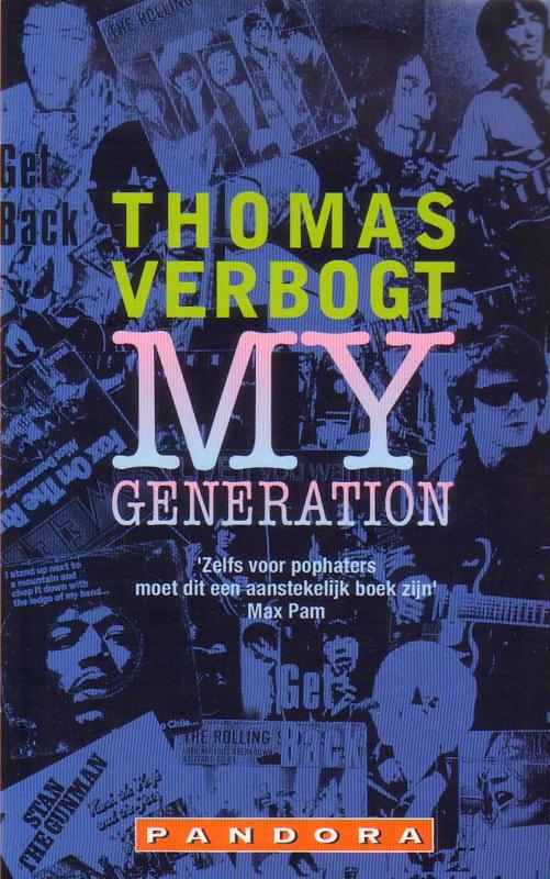 Thomas Verbogt - My Generation [NL]