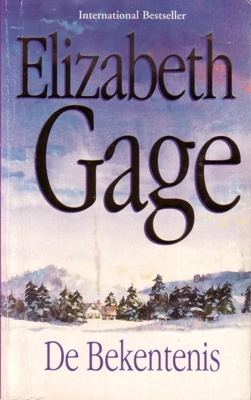 Elizabeth Gage - De Bekentenis